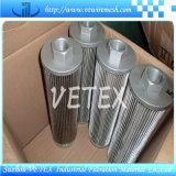 Elementos de filtro de aço inoxidável Vetex