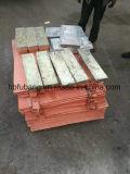 Pente de cuivre de la cathode 99.99% un fournisseur de la Chine