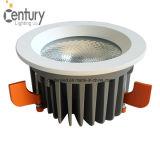 de 40W luz de techo ligera del diámetro 40W abajo LED 190m m
