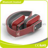 Bluetooth складывая наушники стерео наушников беспроволочные для черни