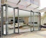 Portelli di alluminio di lusso di Bifolding (BHA-DBF08)