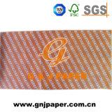 Papier de soie imprimé coloré Utilisé pour l'emballage Present