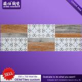 Цена 250&times фабрики Китая дешевое; плитка стены плитки пола и стены Inkjet 750 3D керамическая
