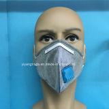Mascherina attiva di Securiy del carbonio a Ffp2 con la valvola