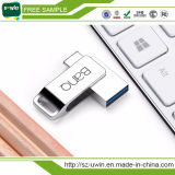 Tipo feito sob encomenda de venda superior vara de OTG do USB 3.0 de C com logotipo do OEM