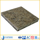Aufbau-Baumaterial-Granit-Stein-Aluminiumbienenwabe-Panel