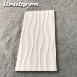 Badezimmer-Innenkeramikziegel des modernen Entwurfs-300*600, dekorative Hall-Wand-Fliesen