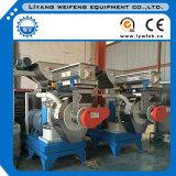De hete Verkopende 90kw Houten Fabriek van de Machine van de Korrel 1-1.5t/H