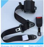 회색 색깔 자동 안전 벨트