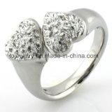 316ステンレス鋼の宝石類のリングの方法宝石類