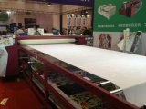 Maquinaria exata da cópia do aquecimento para a decoração da HOME de matéria têxtil (cortina, folha de base, descanso, sofá)