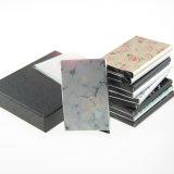 Caixa de cartão do crédito do alumínio 2017 com impressão especial (KCCH-004)