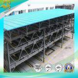 3-6 elevatore di parcheggio di puzzle di Muti-Strato di strati