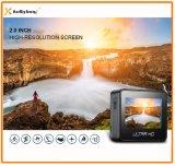 2.0 macchina fotografica impermeabile di azione dello schermo 4k Gopro di pollice con WiFi