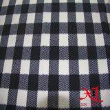 Os pijamas corais frente e verso da flanela da impressão dirigem telas da roupa