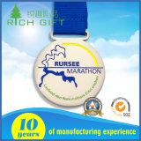 O OEM do fabricante de China aceitou o metal feito sob encomenda/o funcionamento/esportes/ouro/maratona/medalha da concessão/lembrança nenhum mínimo