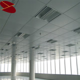 Los paneles de pared interior aislados Decoatiove en diseño del techo de la sala de estar