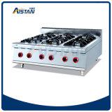 装置の調理の6バーナーが付いているGh797-1ガス範囲