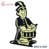 Distintivo di Pin di vendita diretta 3D Buddha della fabbrica