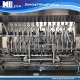 Automatische Zeile Frucht-Stau-Flaschen-Füllens/Mit einer Kappe bedecken/Kennzeichnung