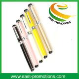 Crayon lecteur de bille en aluminium en métal promotionnel pour la fourniture de bureau