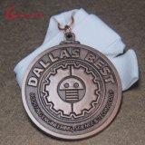 علبيّة خداع معدن [سبورتس] سباق المارتون وسام صنع وفقا لطلب الزّبون