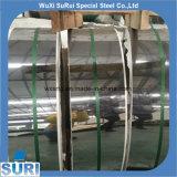 AISI SUS Strook van het Roestvrij staal van de Oppervlakte van Ba 301 304 316 430 van DIN 201 2b 1d de Spiegel Gebeëindigde