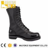 Full Grain Cow Leather Men Botas militares americanas
