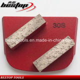 Lavina Quick Change Metal Bond Grinding Plate Disc