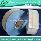 中国からの赤ん坊のおむつの原料のためのよい粘着テープ
