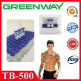 Esteróide puro liofilizado Tb500 do Peptide para suplementos ao Bodybuilding