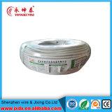 Cable flexible del conductor de Sqmm de la base de Rvv 5 de la envoltura de cobre del PVC