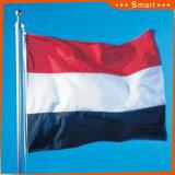 カスタムSunproofの国旗のイエメンの国旗モデルNo.防水すれば: NF-050