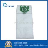 Sacchetto filtro della polvere del tessuto per l'aspirapolvere di Miele S7