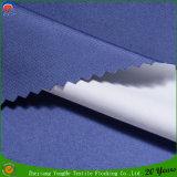 3つのパスの上塗を施してある防水炎-抑制剤によって編まれるポリエステル停電のカーテンファブリック