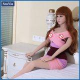 Volwassen Doll van de Liefde van het Geslacht van het Silicone van de Nieuwigheid van de Tarwe van het Stuk speelgoed 3D