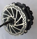Motor sin cepillo del eje de rueda delantera de 20 pulgadas bici eléctrica de 350 vatios
