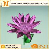 Fio da flor do girassol do chapeamento para a decoração Home