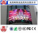 Tabellone per le affissioni esterno dello schermo P10 del modulo della visualizzazione di LED di colore completo