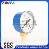 Mini calibre de pressão para a gordura do uso do oxigênio proibida