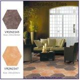 Material de Bulding exterior rústico piso Azulejos (VR2N2347, 200X230mm)