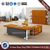 Festes Holz-Büro-Tisch konzipiert leitende Stellung-Möbel (HX-6D099)