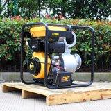비손 ((e) 192f 498cc 도자기) BS60 공냉식 엔진 전기 시작 휴대용 농업 관개 6 인치 디젤 엔진 수도 펌프
