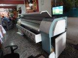 Impressora Inkjet solvente resistente de impressora de Digitas 3.2m do formato da infinidade 3208r grande para o encerado