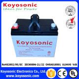 12V bateria marinha da pilha do gel da bateria do gel da bateria 12V 33ah