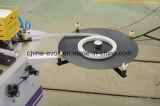 Machine manuelle de bordure foncée de PVC de vente de travail du bois de main chaude de meubles (FBJ-888-A) &#160 ;