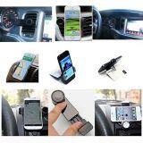 Suportes e suportes inteligentes para smartphones para carro