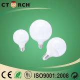 Eficiência elevada do bulbo G95 15W do diodo emissor de luz de Ctorch com certificado de Ce/RoHS