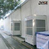 사건 천막을%s Aircon 29ton 중앙 에어 컨디셔너를 서 있는 지면