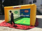 Het opblaasbare Spel van de Sport van het Hof van de Pompoen